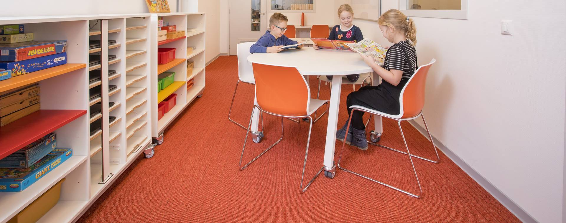 Kinderopvang en buitenschoolse opvang